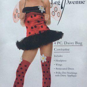 4PC. Daisy Bug Halloween Costume
